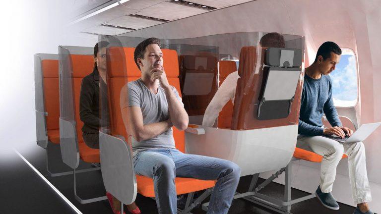 post coronavirus sièges avion
