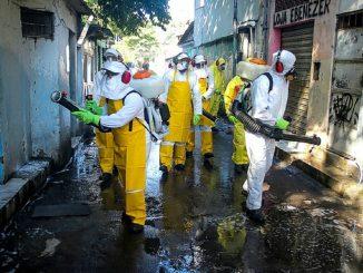 Coronavirus au Brésil