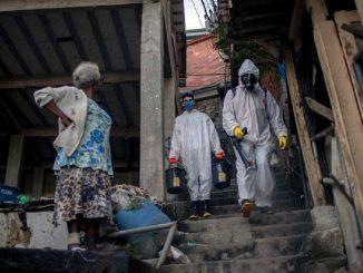 Coronavirus décès Brésil