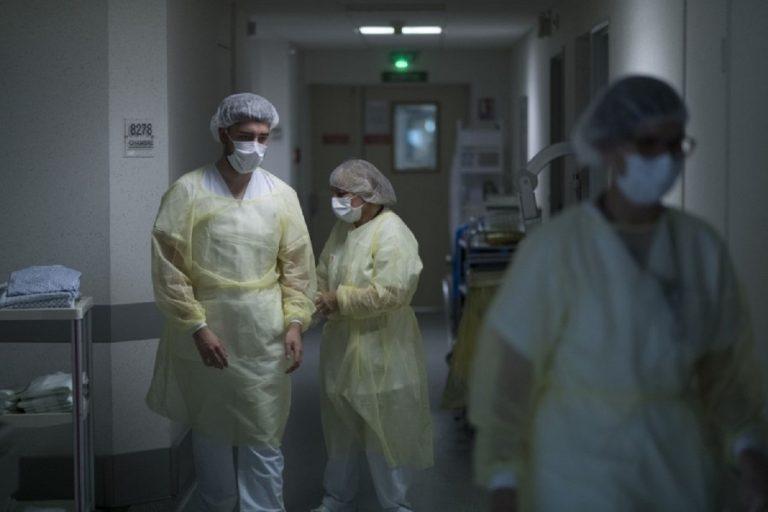 Coronavirus France morts