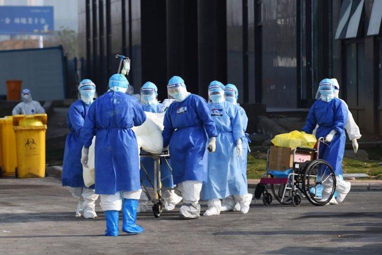 coronvirus nouveau cas wuhan