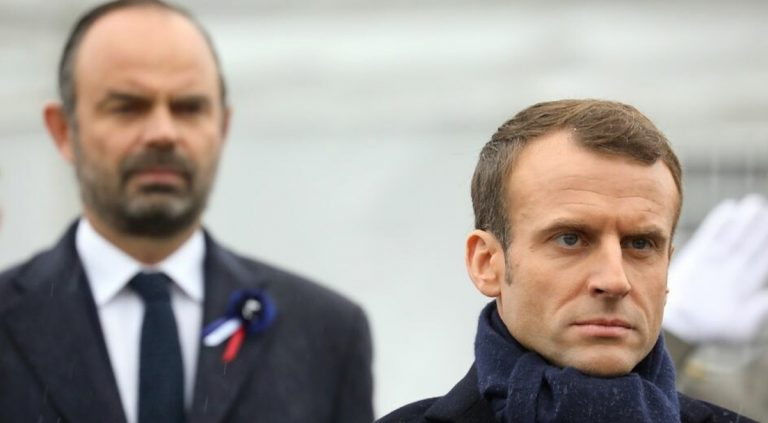macron philippe tensions