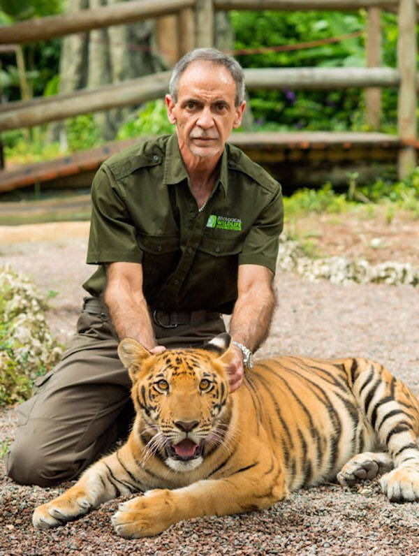 Tiger King Mario Tabraue qui est