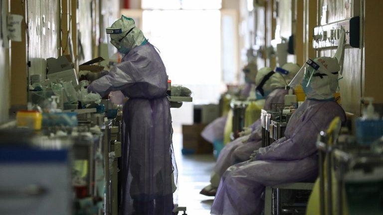 chine nouveaux cas coronavirus