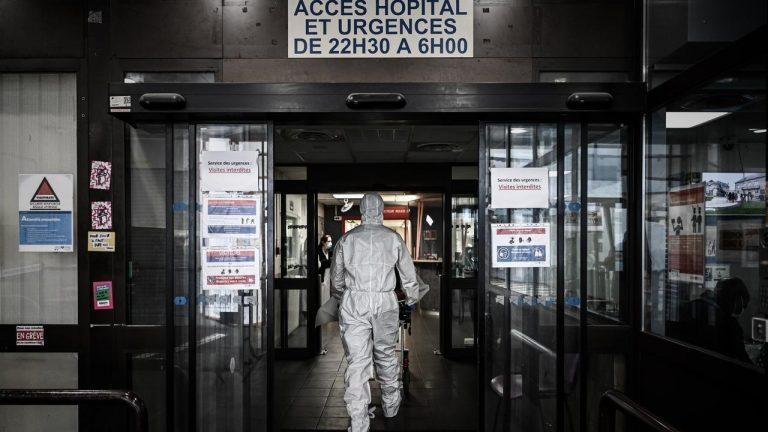 Coronavirus France épidémie