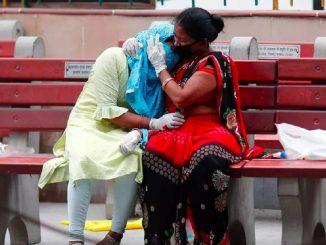 Coronavirus en Inde