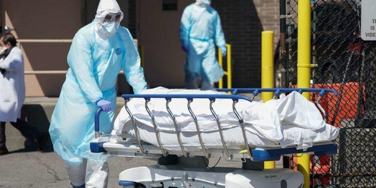 Coronavirus morts monde