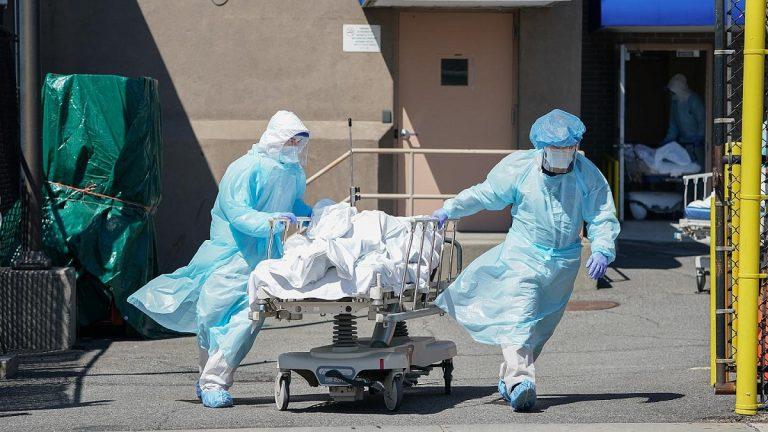 Coronavirus nouveaux cas États-Unis