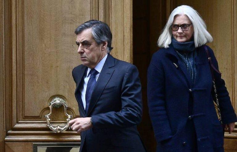 François Fillon condamné