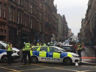 Glasgow coups de couteau