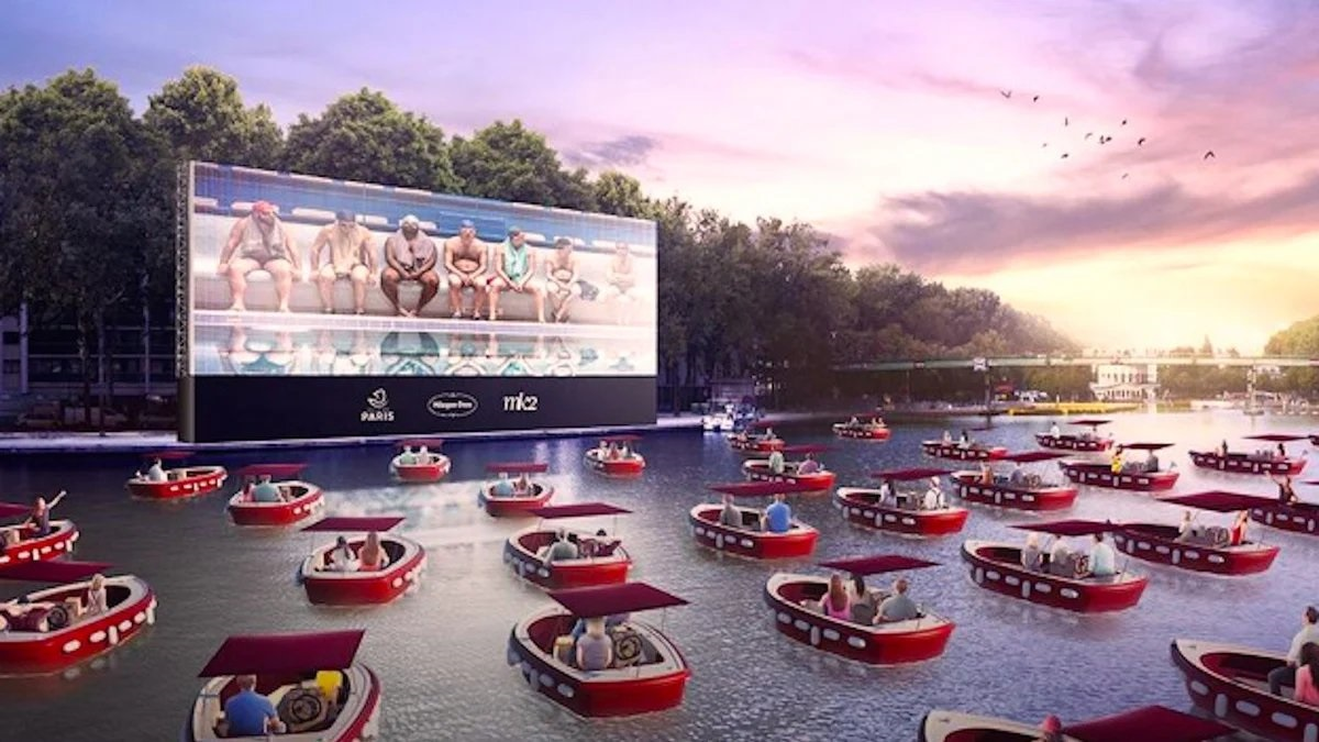 Paris Plages 2020 : une séance gratuite de ciné-bateau sur la Seine
