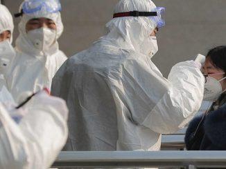 Coronavirus Chine