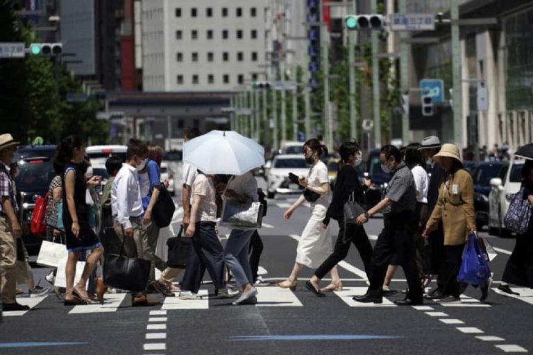 Coronavirus Tokyo
