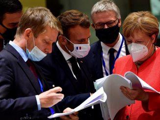 Les Européens s'accordent sur un plan de relance de 750 milliards d'euros