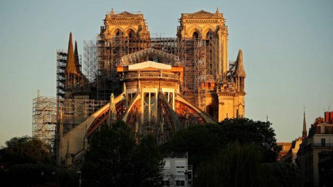 flèche Notre-Dame