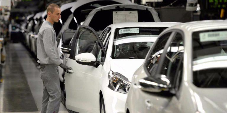 marché automobile UE