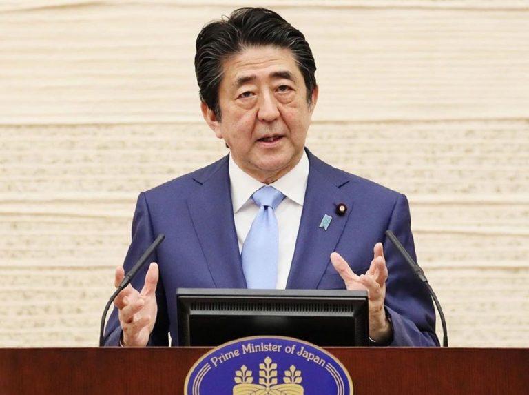 premier ministre japonais démissionne