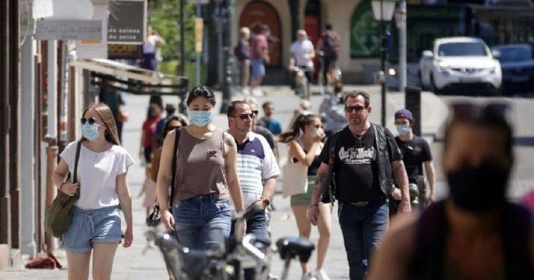 Strasbourg masque obligatoire