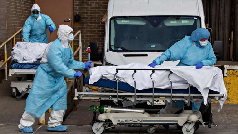 Coronavirus décès dand le monde