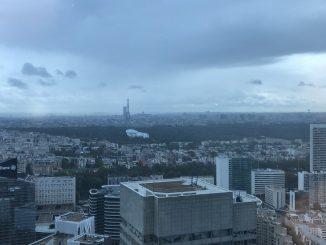 explosion à Paris