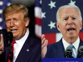 Trump vs Biden débat