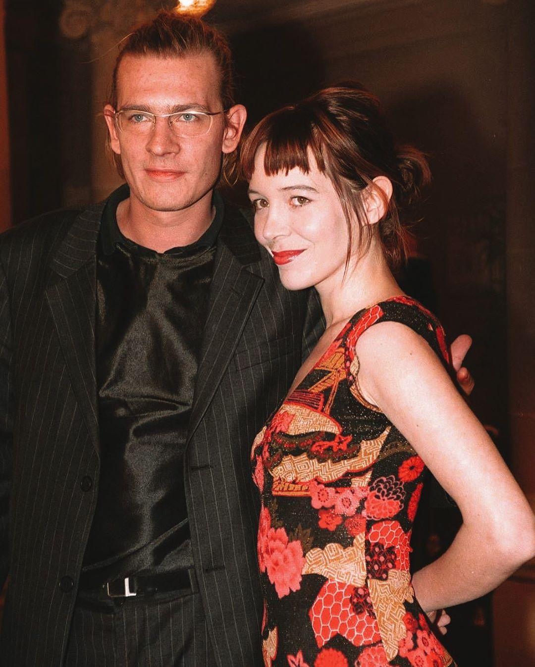 Guillaume Depardieu et Elise Ventre