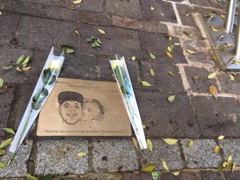 Bataclan cinq ans après hommage victimes.