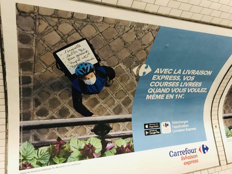 Carrefour amende protection des données
