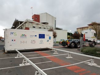 l'Hôpital mobile à Bayonne