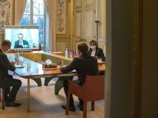 Covid-19 Macron déconfinement