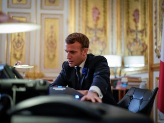 Le président a détaillé les trois temps de l'assouplissement du dispositif de lutte contre le Covid-19.