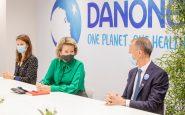 Danone supprime postes en France