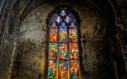 Notre-Dame reconstruction vitraux
