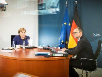 Allemagne peine à maîtriser deuxième vague