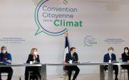 Changement climatique Macron référendum opposition