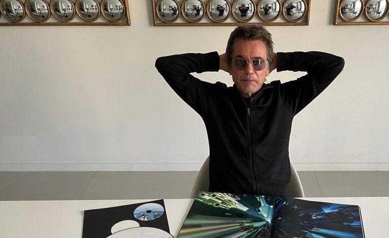 Jean-Michel Jarre livre les coulisses de son concert du 31 décembre