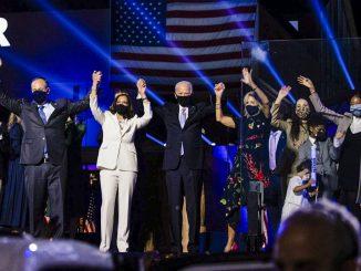Joe Biden formellement président des États-Unis