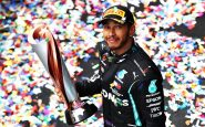 Lewis Hamilton positif COVID-19 forfait GP.