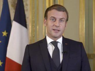 Mutation du Covid-19 les mots Macron Conseil des ministres