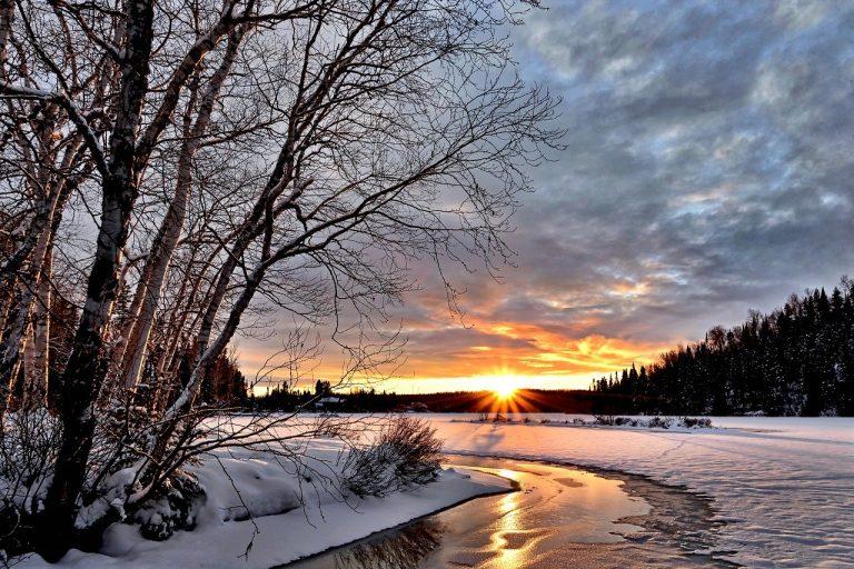 Solstice d'hiver phénomène lundi 21 décembre