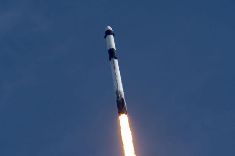 SpaceX prototype Starship s'écrase