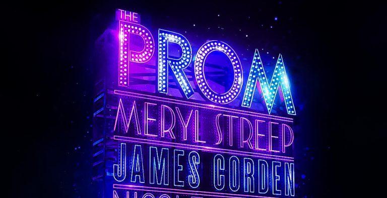 The Prom Netflix comédie musicale Meryl Streep
