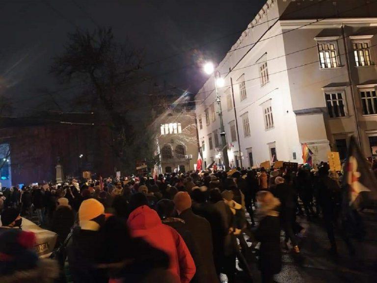 Avortement Pologne protestations