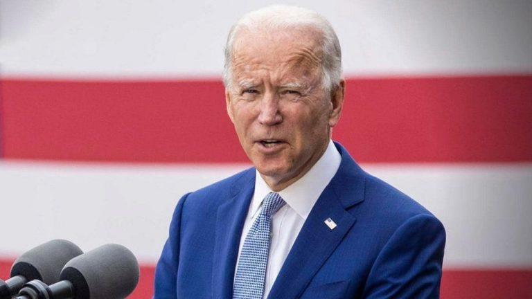 Joe Biden mesures