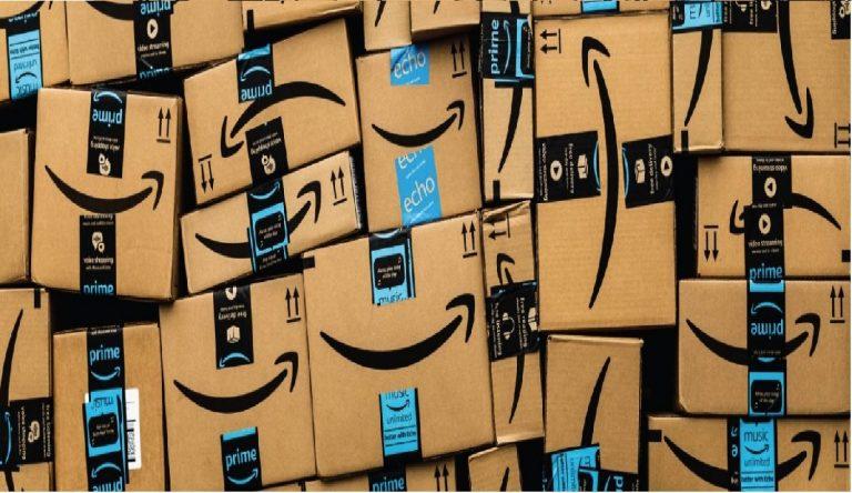 Amazon données biométriques