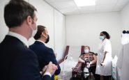 Emmanuel Macron: ouverture de la vaccination pour les plus de 70 ans