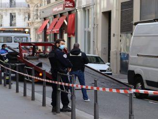 Lyon fourgon blindé