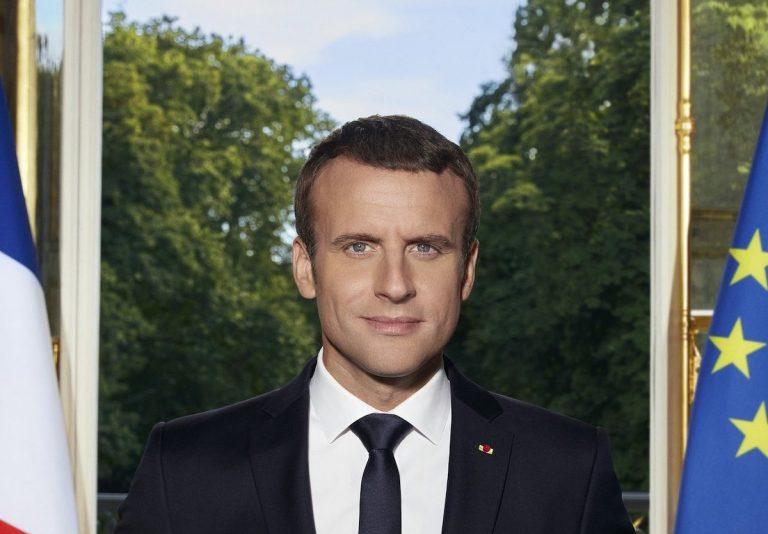 Emmanuel Macron: l'interview sur la sécurité