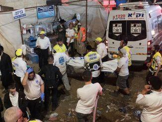 Catastrophe de foule en Israël : 44 morts écrasés lors d'une fête religieuse