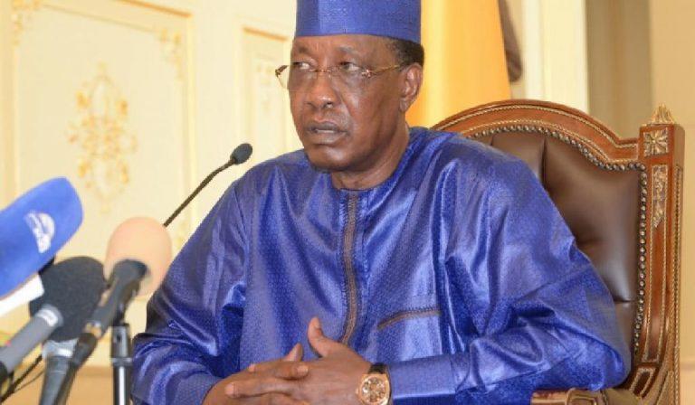 Mort Idriss Déby